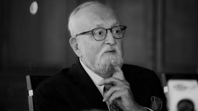 Отиде си големият композитор Кшищоф Пендерецки
