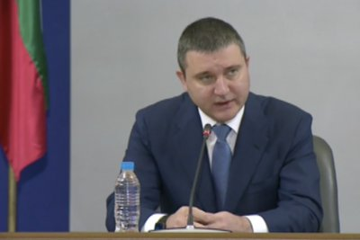 Горанов: Очакваме дефицит в края на годината от 3,4 млрд. лева (ВИДЕО)