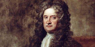 Нютон открива гравитацията под карантина