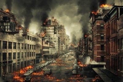 Идва ли Армагедон?