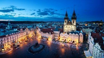 Чехия тества IT карантина