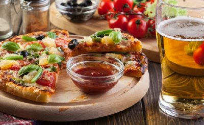 "Пица и бира ""заваляха"" над Австралия"