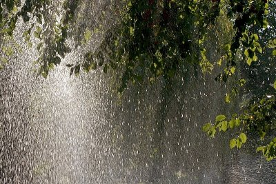 Дъждът се мести към южна България