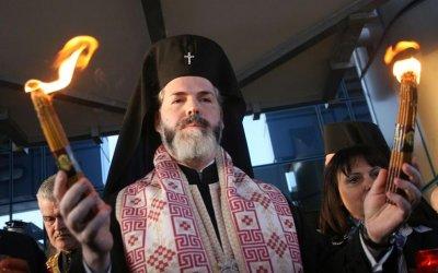 Митрополит Антоний пред Lupa.bg: Благодатният огън ще дойде в България!