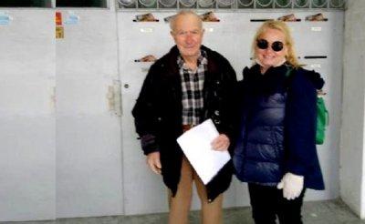 Тони Димитрова разплака старец за ЧРД