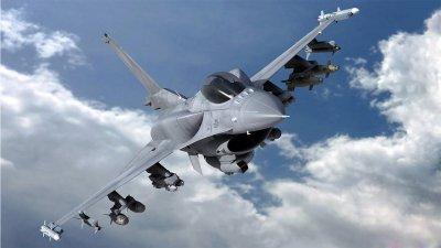 САЩ започнаха сглобката на нашите Ф-16