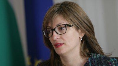 Екатерина Захариева: Даваме пример на ЕС за борба с коронавируса