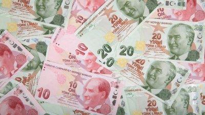 Турската лира се срина