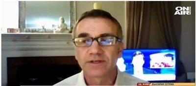 Проф. Мермерски изобрети бърз тест за COVID-19, дава го на България