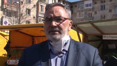 Ангел Кунчев: След Великден ще обсъдим облекчаване на мерките