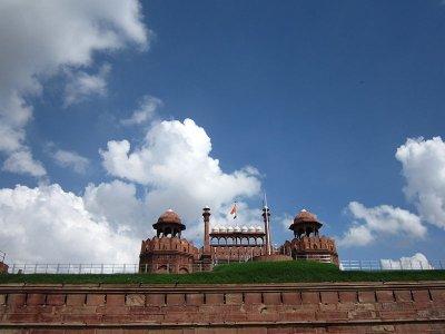 Коронавирусът помогна небето над Индия отново да е светло