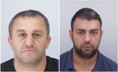 Търсят двама опасни престъпници