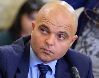Ивайло Иванов, главен секретар на МВР
