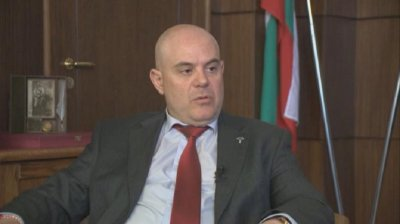 Иван Гешев на пленума на ВСС
