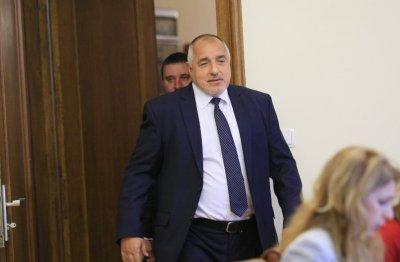 БСП: Борисов да се махне от премиерския пост до изборите