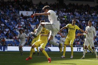 Реал Мадрид потопи Жълтата подводница, Валенсия изрита Уеска от Примера
