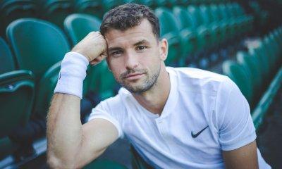 Григор Димитров се раздели с треньора си
