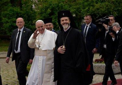 Митрополит Антоний: Да не се страхуваме от папата!