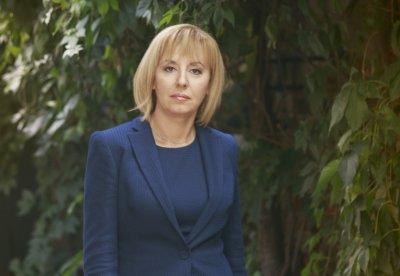 Мая Манолова към властта: Времето ви изтече, ще поемем смяната
