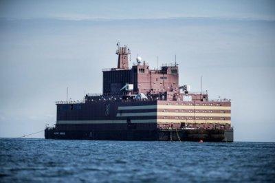 Русия пусна първата в света плаваща АЕЦ