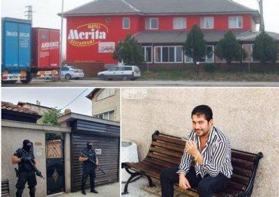 """Удариха и хотел """"Мерита"""" на арестувания лихвар Миндуто"""