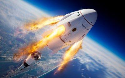 Космическият кораб на Илън Мъск прелита над България