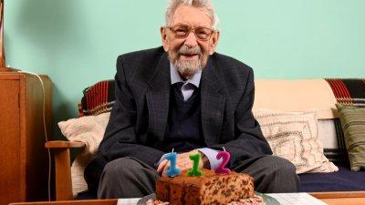 Най-възрастният мъж на планетата почина на 112