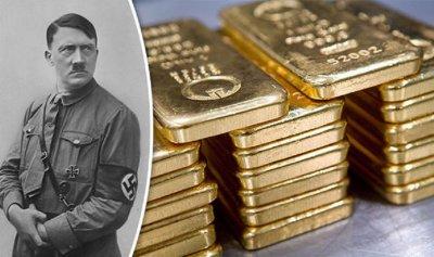 28 тона нацистко злато скрито под дворец в Полша