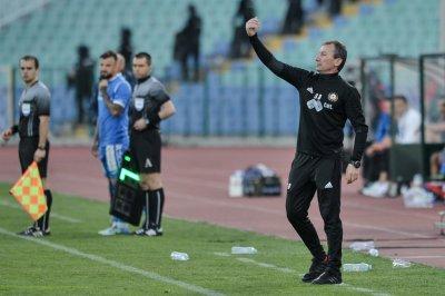 Стамен Белчев поема ЦСКА за новия сезон