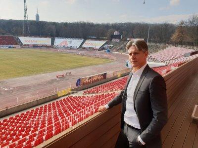 Кристиано Джарета: Нашата мисия е Купата на България