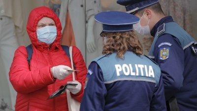 Над 18 000 са заразени с COVID-19 в Румъния