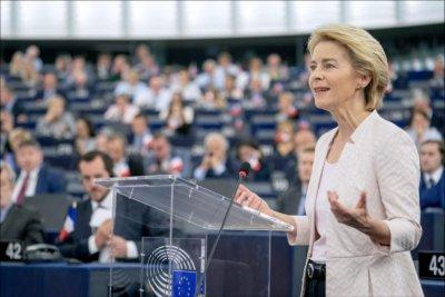 Урсула фон дер Лайен: Средствата за България се увеличават