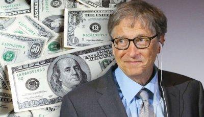 """Шокиращи данни за свръхпечалби на най-богатите хора в света: Бил Гейтс спечелил """"само"""" $ 12 милиарда от кризата"""