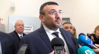 Младен Маринов се похвали: Битовата престъпност намаляла по време на изолацията