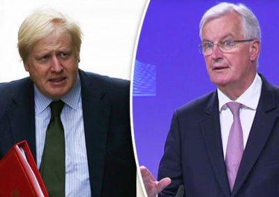 Барние към Джонсън: Ако не спазите обещанието, Брекзит ще е без сделка