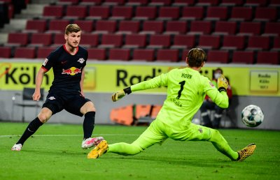 РБ Лайпциг попиля Кьолн в шоу с шест гола