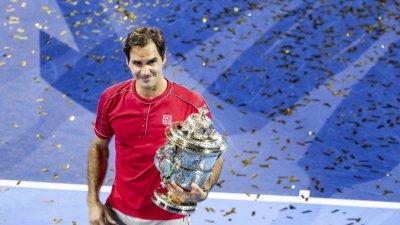 Роджър Федерер е спечелил най-много в света на спорта за година