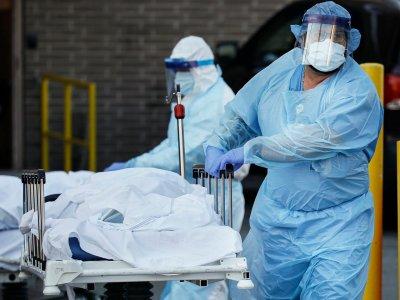 Жертвите на COVID-19 в UK - повече от всички, взети заедно в Европа