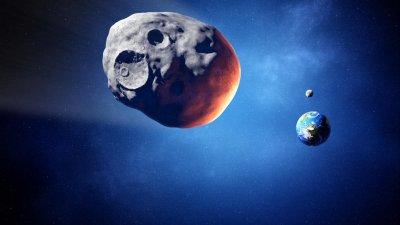 НАСА: Опасен астероид лети към Земята
