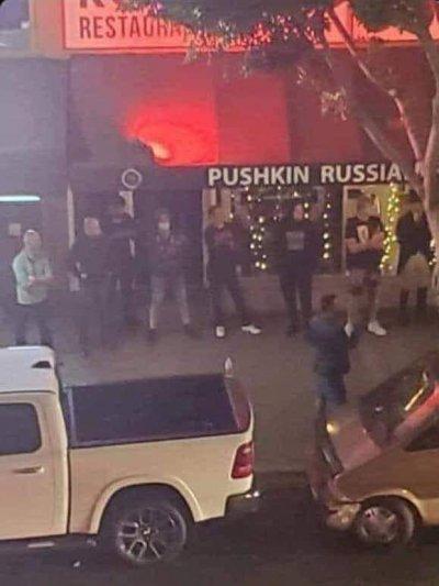 Руски бабанки пазят ресторанта си от нагли вандали в САЩ