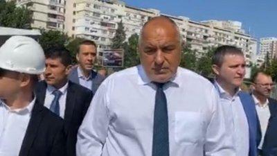 Борисов: Цветанов си прави свой политически проект
