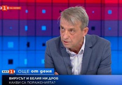 Проф. Костов: Вирусът си отива, най-опасен е за пушачите