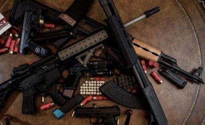 Иззеха незаконни оръжия при акция на ГДБОП в Добрич