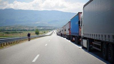 Ад! 7 км е опашката на границата с Гърция