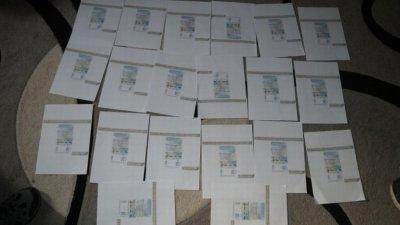 Разбиха печатница за фалшиви пари във Варна