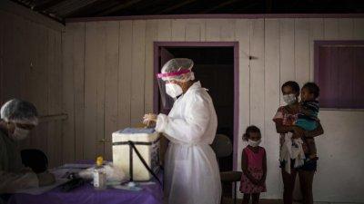 Заразените с COVID-19 в Латинска Америка надхвърлиха 1 милион