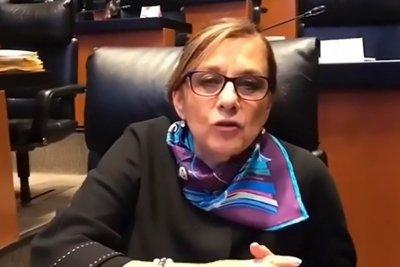 Мексиканска сенаторка лъсна гола на онлайн заседание на кабинета
