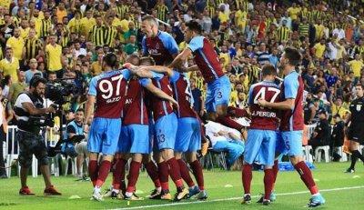 УЕФА отстрани за един сезон Трабзонспор от клубните турнири