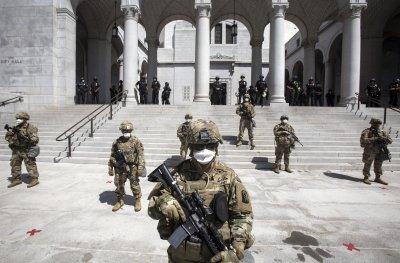 Националната гвардия на САЩ мобилизирана в 26 щата