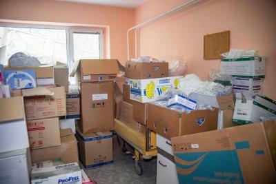 Направихме ново дарение на сръбски болници